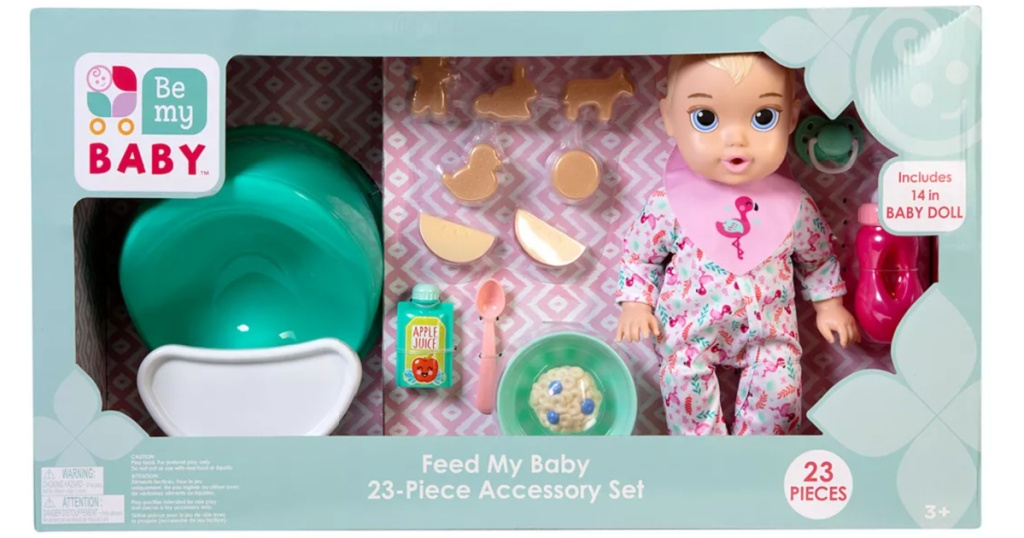 be my baby baby doll set