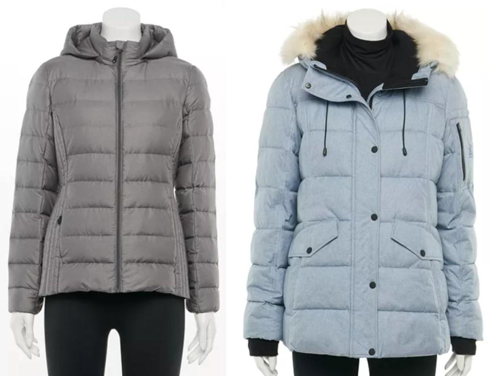 2 women's jacket at kohl's