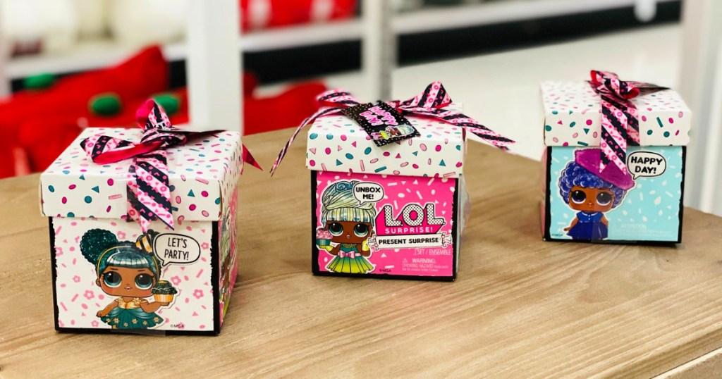 L.O.L. Surprise! Present Surprise Dolls