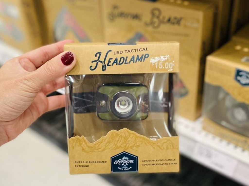 Adventure Out There Headlamp