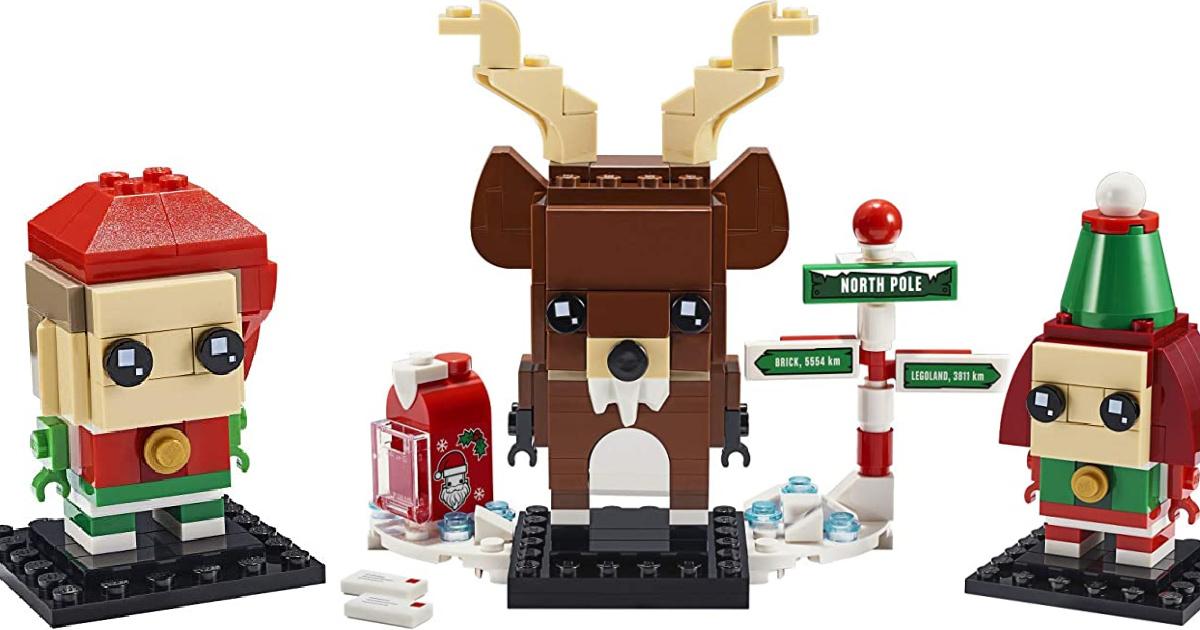 LEGO Brickheadz Reindeer Set