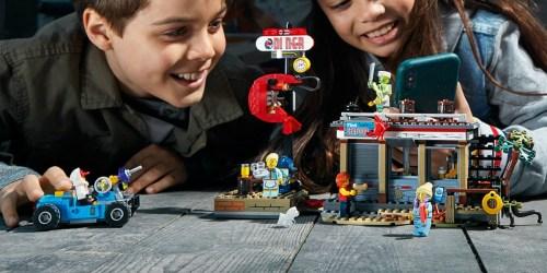 LEGO Hidden Side Shrimp Shack Building Set + $10 Walmart eGift Card Only $30.96 ($60 Value)