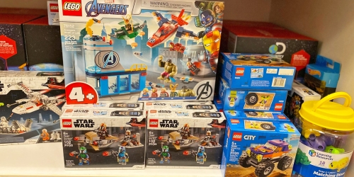 2 LEGO City Building Sets Just $49.98 + Earn $10 Kohl's Cash (+ Free Shipping for Select Cardholders!)