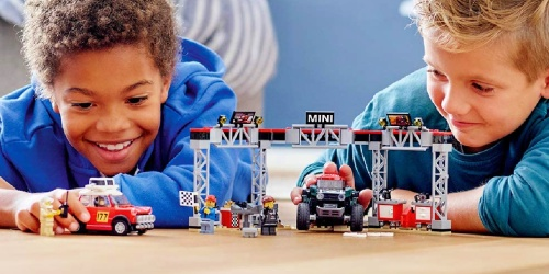 LEGO Mini Cooper S Rally & Buggy Building Set Only $34.95 Shipped on Amazon (Regularly $50)