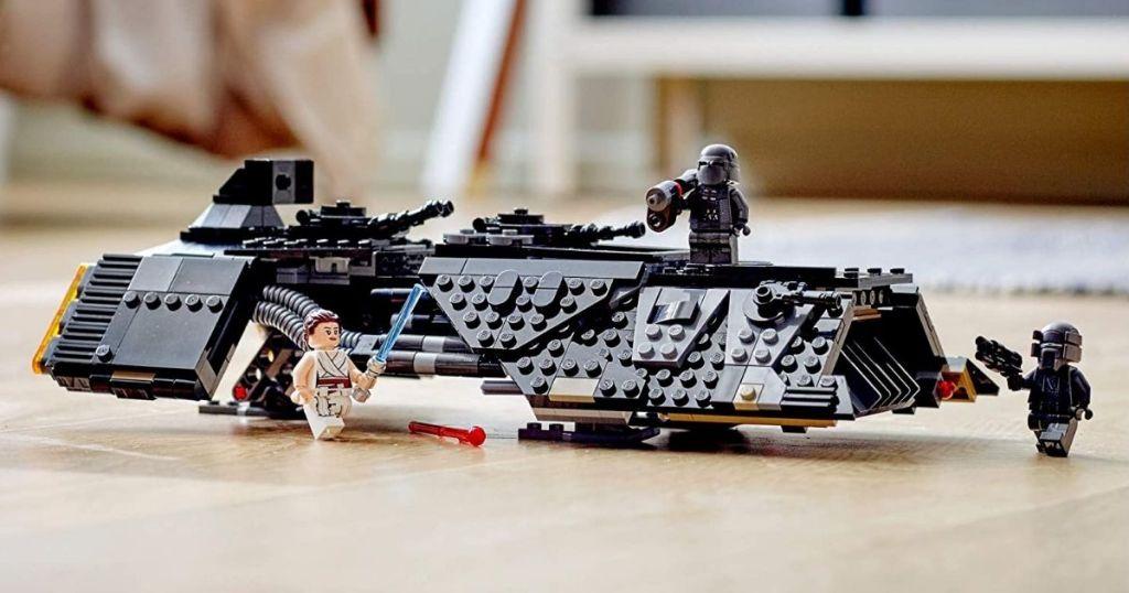 LEGO Star Wars Transport Ship Set Only $55.99 + Get $10 Kohl's Cash (Regularly $70)