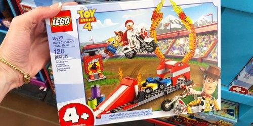 Score 4 LEGO Building Kits for $49.96 + Earn $10 Kohl's Cash