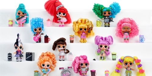 L.O.L. Surprise! Remix Dolls Only $5.99 on BestBuy.com (Regularly $16)