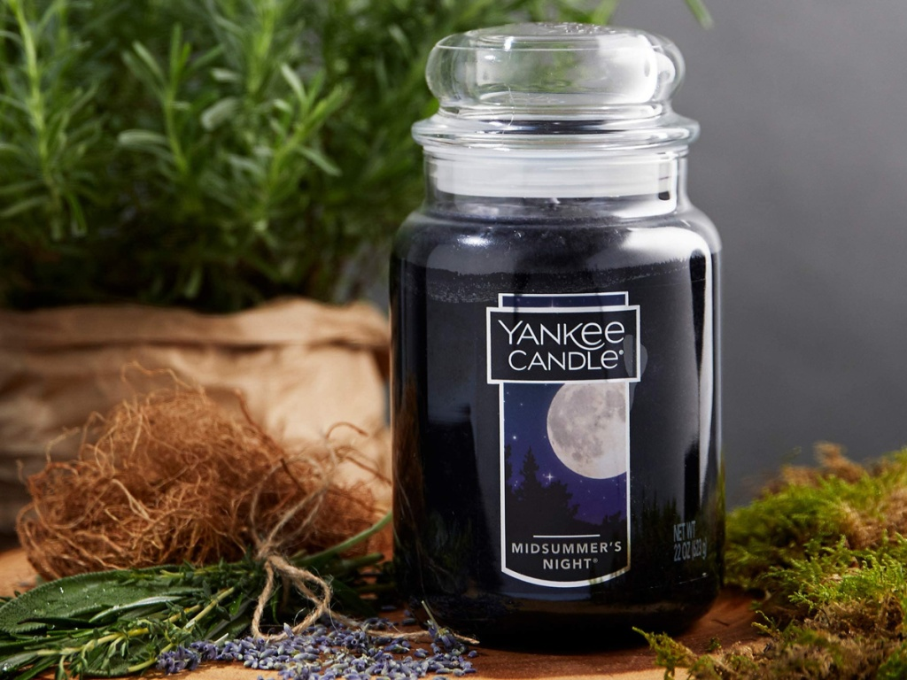 midsummers night dream yankee candle