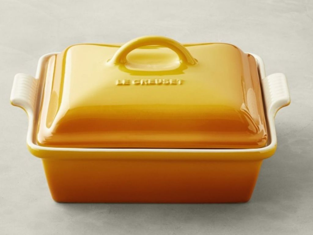 Le Creuset Covered Baking Dishes