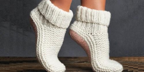 Lemon Legwear Knit Booties & Socks Only $14.99 on Zulily + Free Shipping When You Buy 3