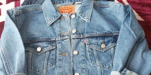 Levi's Men's and Women's Styles from $3.49 (Regularly $25)