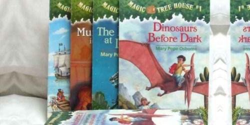 *HOT* Magic Tree House 4-Book Boxed Set Just $4 on Amazon (Regularly $16)