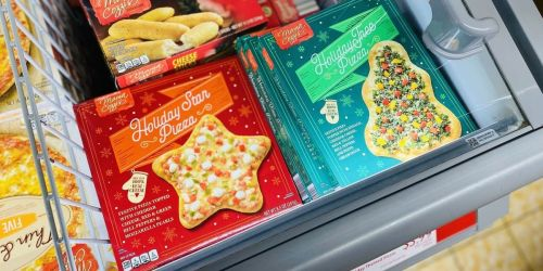 Save Some Dough On These NEW Holiday Pizzas at ALDI – Just $3.99 + More Fun Cheesy Deals