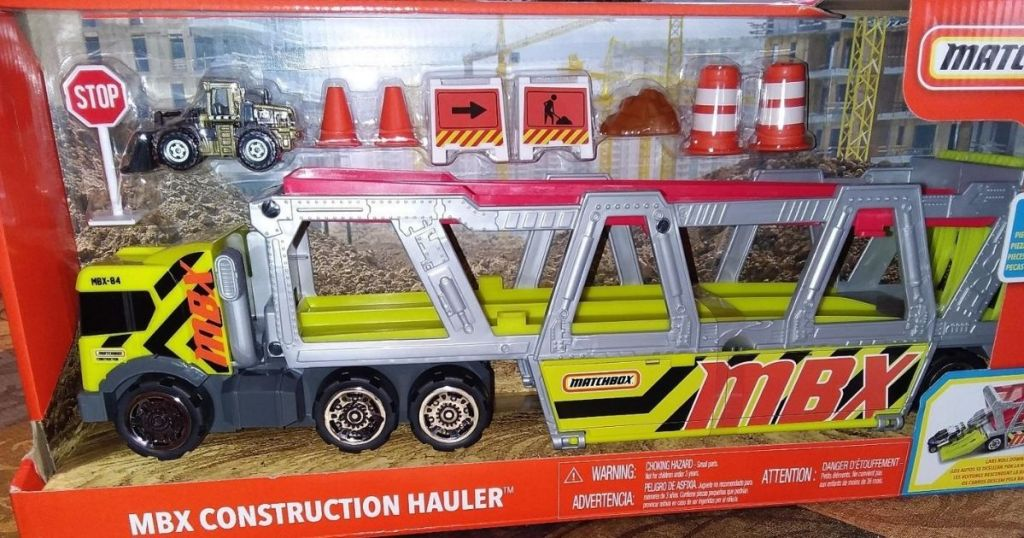 matchbox hauler