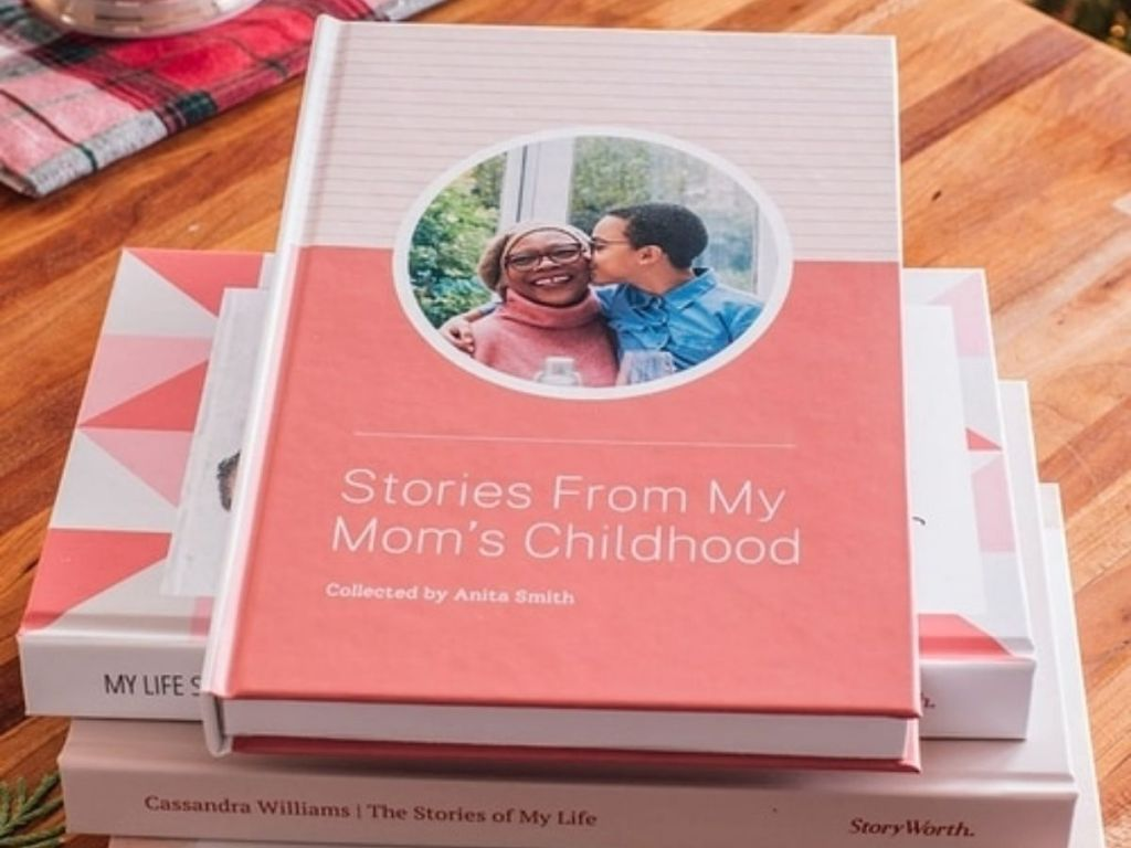 A book of stories from a mother