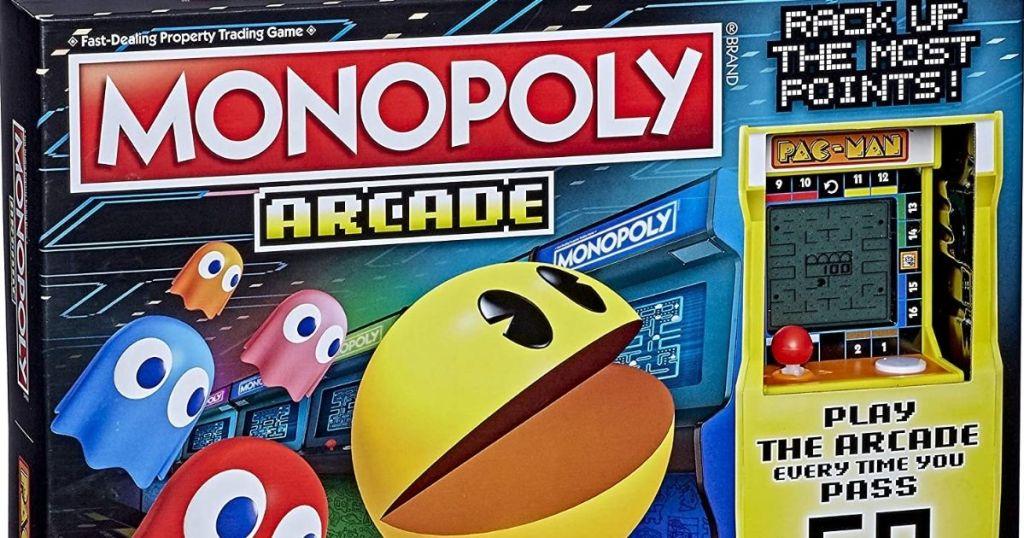 Monopoly Arcade game