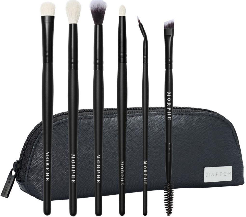 Morphe Eye Brush Set with bag