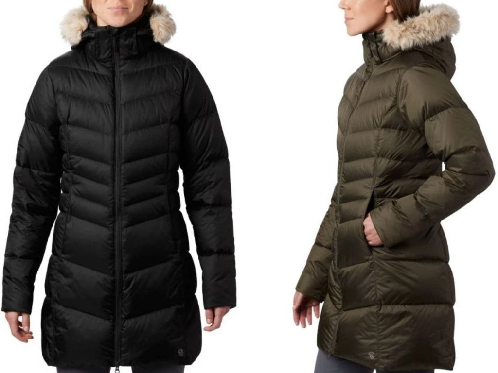 Mountain Hard Wear Parka Jacket