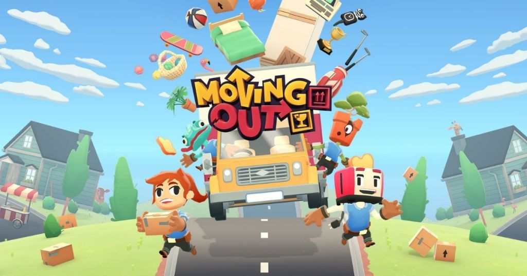 Moving Out Game