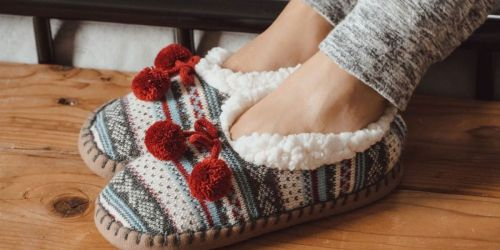 Muk Luks Women's Accessories $7.99 & Under (Regularly $20+) | Slippers, Leggings & More