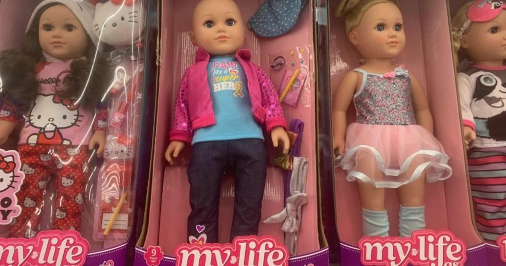 my life survivor doll
