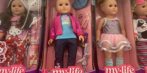 My Life As a Survivor Doll & Accessory Set Only $17.97 on Walmart.com + More HOT Toy Deals