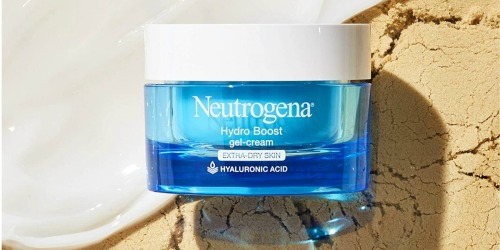 Neutrogena Hydro Boost Gel Cream 2-Pack Just $17.49 Shipped