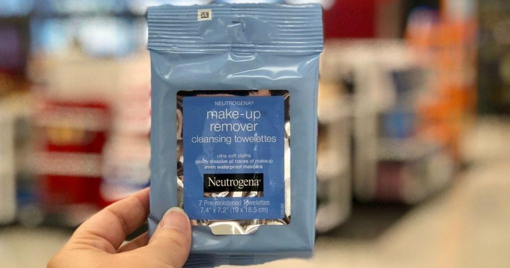 Neutrogena Travel Size Makeup Wipes