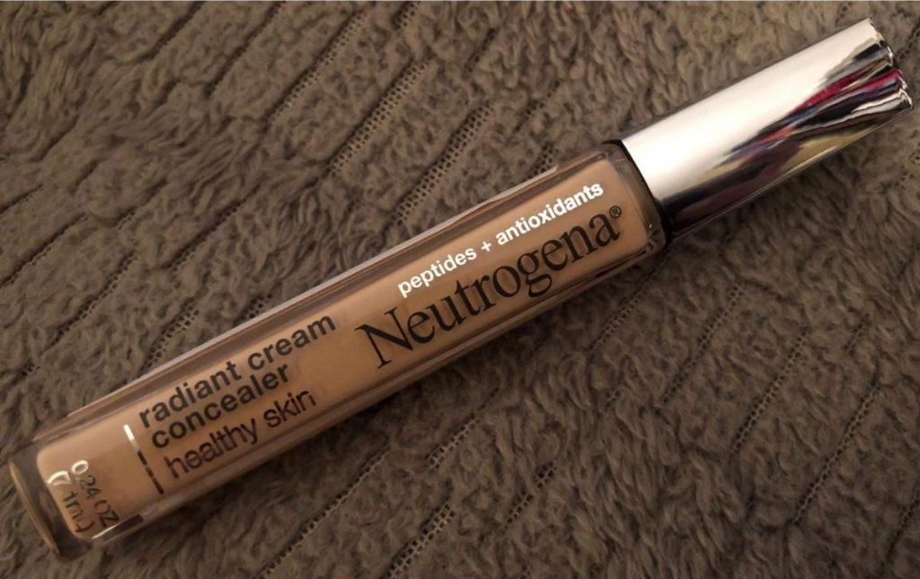Neautrogena Radiant Cream Concealer