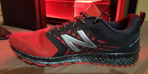 New Balance Men's Trail Running Shoes From $32.29 Shipped (Regularly $75)