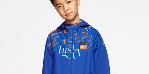 Nike Boys Jacket Only $29.98 (Reg. $70) + Up to 80% Off Apparel for the Family on Dick's Sporting Goods