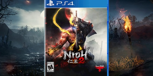 Nioh 2 PlayStation 4 Game Only $9.99 on Amazon (Regularly $40)