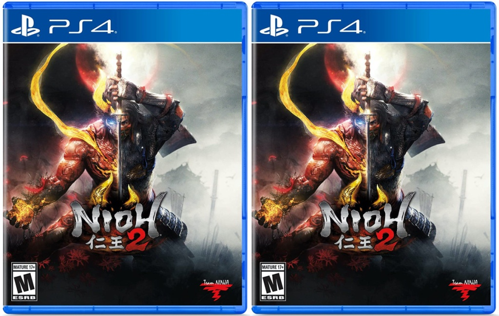 two video games