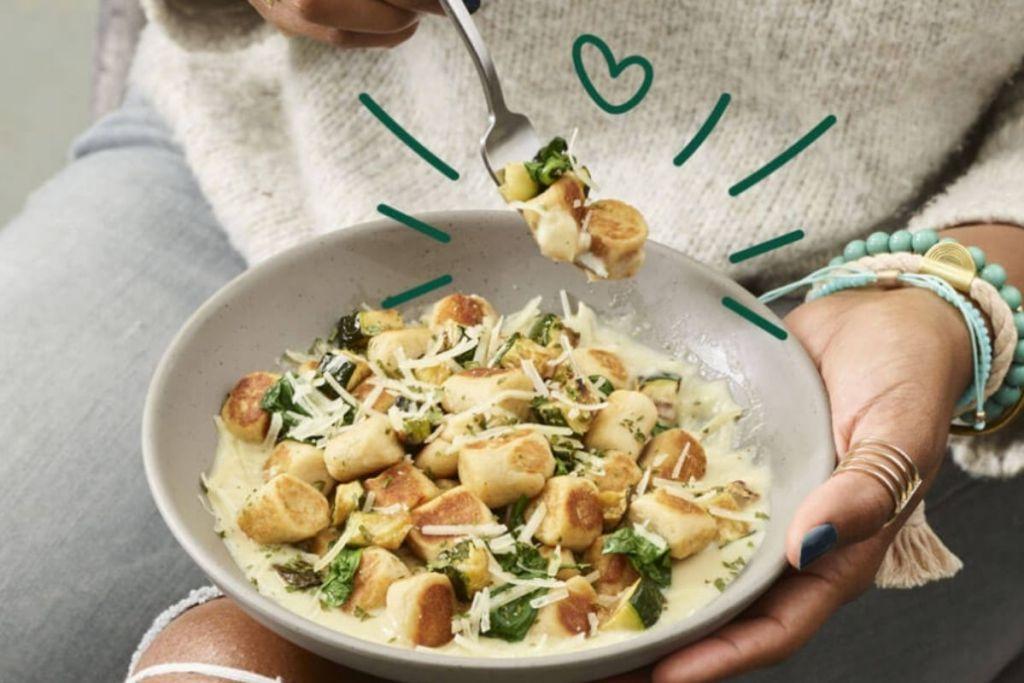 Noodles & Company Cauliflower Gnocchi