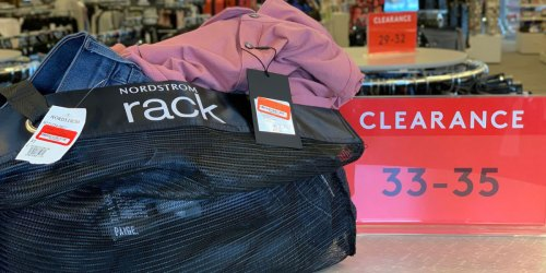 *HOT* Nordstrom's Clear the Rack Sale | Save Up to 90% Off Clearance Apparel & Footwear