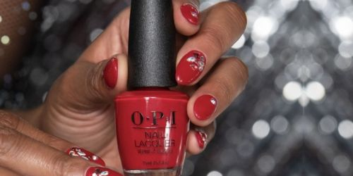 7 OPI Nail Polishes Only $35 Shipped | Just $5 Each