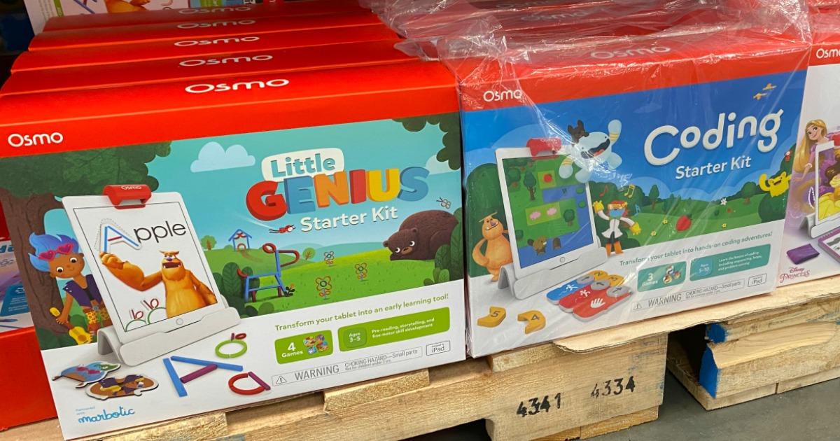 Kids coding starter kits