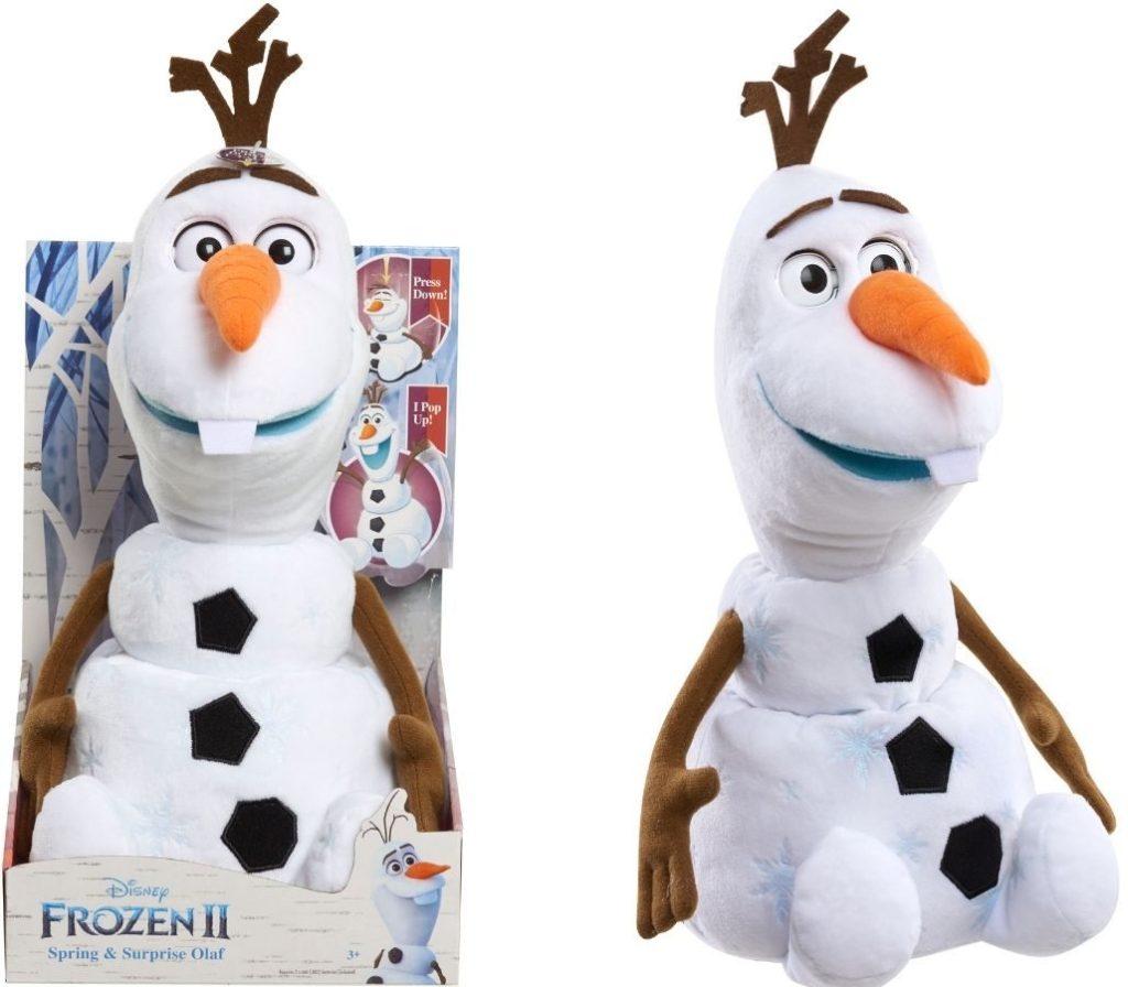 Olaf Sprint Surprise