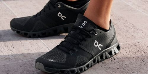 On Cloud Men's Running Shoes Only $59.97 on Nordstrom Rack (Regularly $130+)