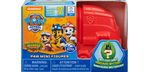 Paw Patrol Dino Rescue Blind Box Only $1.94 on Target.com + Up to 50% Off More Toys