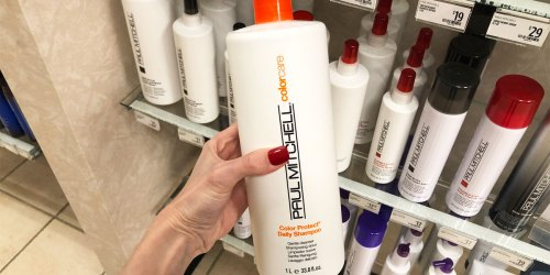 Paul Mitchell 1-Liter Shampoos & Conditioners Only $13.49 on JCPenney.com (Regularly $24+)