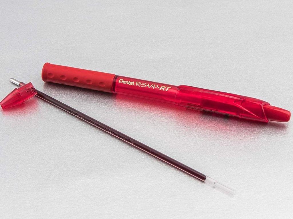 Pentel RSVP retractable pen