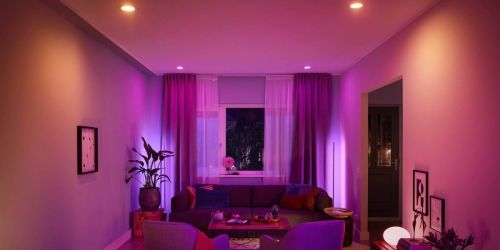 $45 Off Philips Hue Smart Lighting Kits + Free Shipping on BestBuy.com   Arrives in Time for Christmas!