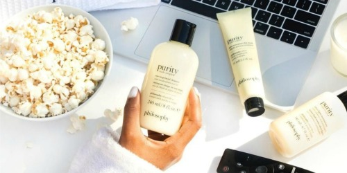 50% Off Philosophy Holiday Gift Sets | 3-Piece Skin Care Set Only $10