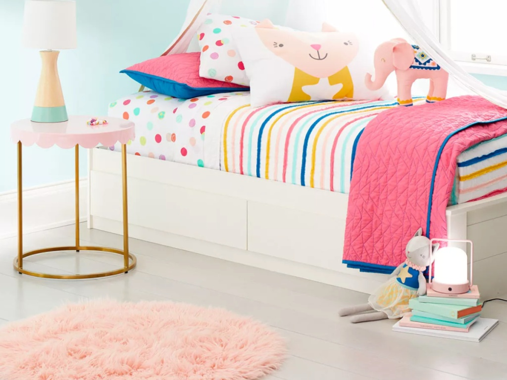colorful child's room