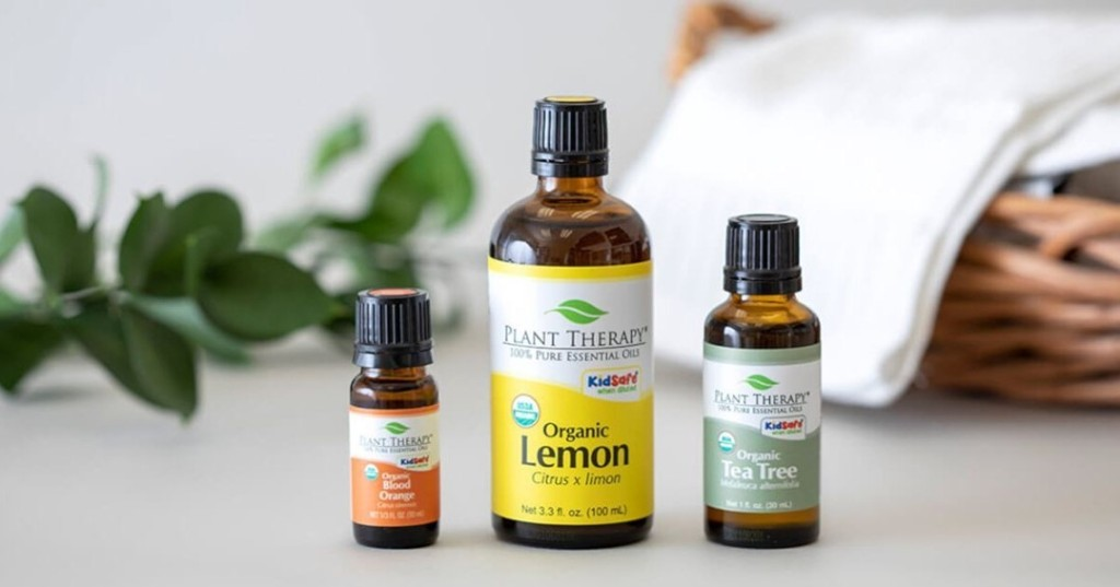 Plant Therapy Oils