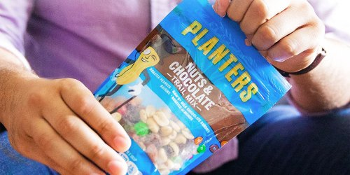 Planters Nuts & Chocolate Trail Mix Only $1.90 Shipped on Amazon