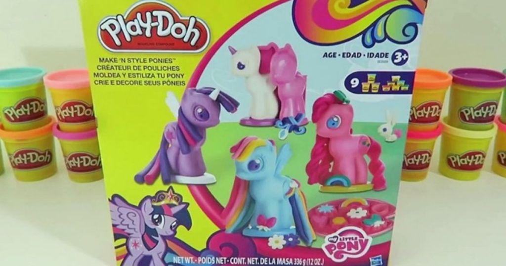 Play-Doh My Little Pony Play Set