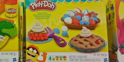 Play-Doh Playful Pies Set Only $5.99 on Amazon (Regularly $20) + Up to 70% Off More Toys & Games