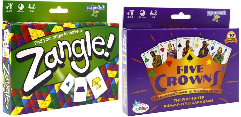 2 card games